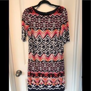 Gently loved Vince Camuti dress size 12
